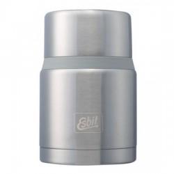 Термос для еды Esbit FJSP, стальной-серый, 0.75 л