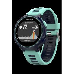 Спортивные часы FORERUNNER 735 XT HRM-Run синие