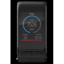 Спортивные часы VIVOACTIVE HR черный стандартного размера